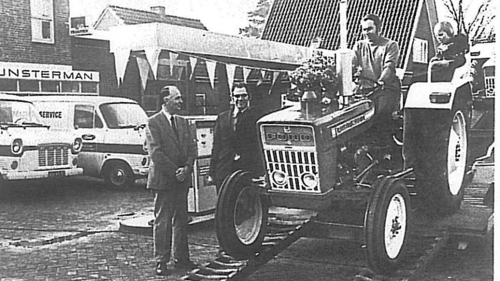 Munsterman 1000Tractor