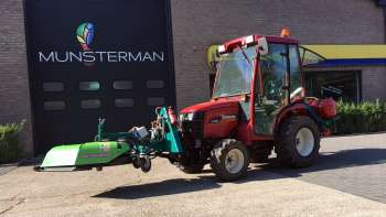 Weed Control Compact Pro afgeleverd
