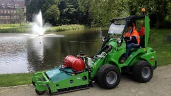 MUNSTERMAN BV WORDT DEALER VAN WEED CONTROL